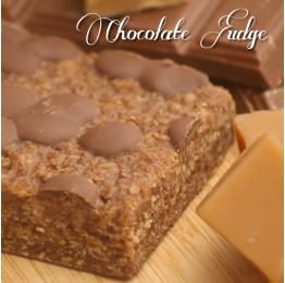 Chocolate Fudge flapjack