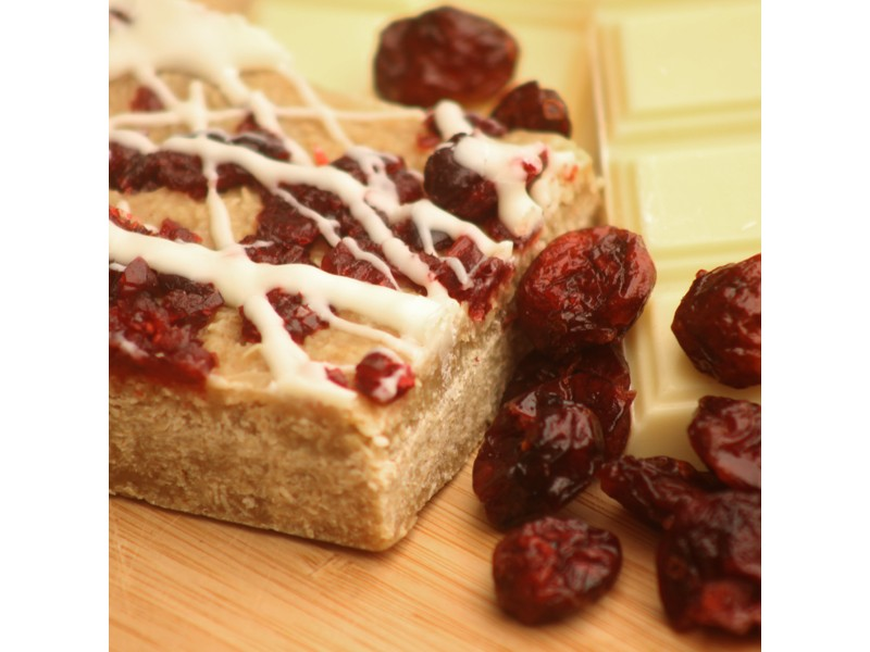 Cranberry and White Chocolate
