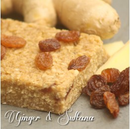 Ginger and Sultana